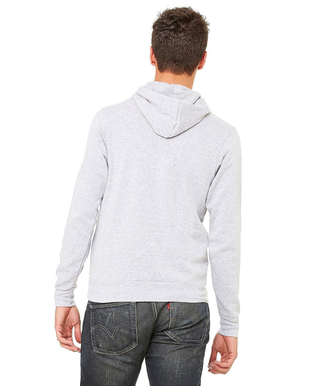 Bella Canvas Unisex Poly-Cotton Fleece Pullover Hoodie