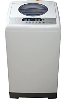 Awesome Top Loading Portable Washing Machine, White