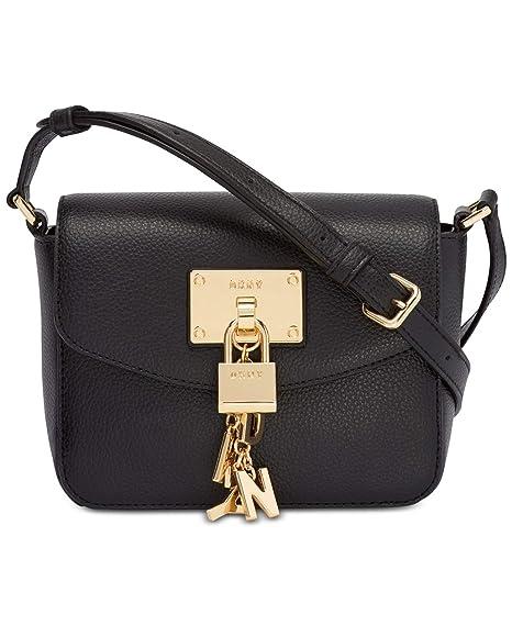 DKNY Elissa Shoulder Bag black  Amazon.co.uk  Clothing d8ade1ac12285
