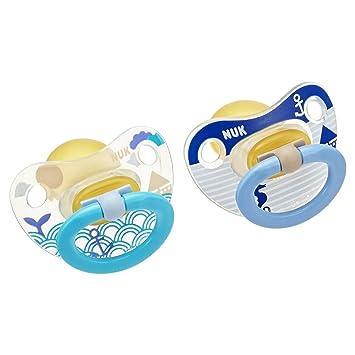 Form Latex-Schnuller BPA frei kiefergerechte 3 Stück