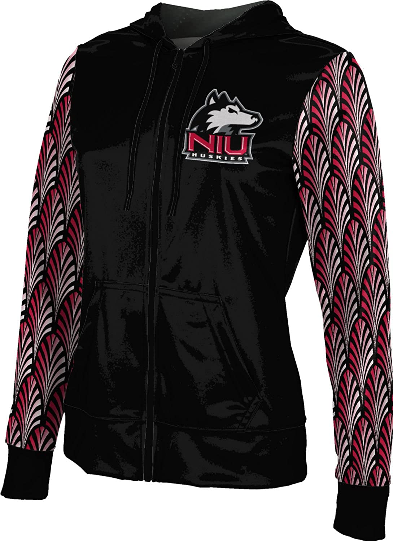 ProSphere Northern Illinois University Girls Zipper Hoodie Deco School Spirit Sweatshirt