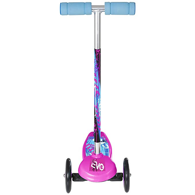 Evo 1436844 Move and Groove Scooter, Color Azul: Amazon.es ...