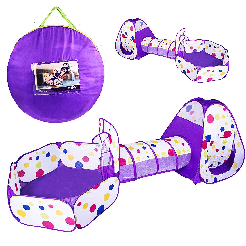 Amazon.com: Bola Pit Pop Up tienda de campaña bebé al ...