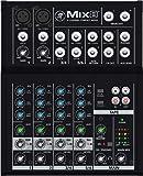 Mackie Mix Series Mix8 8-Channel Mixer