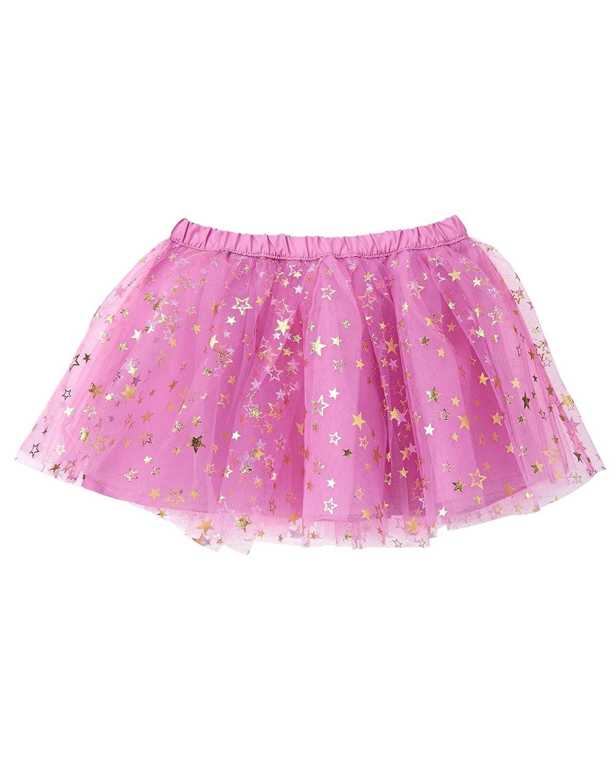 18965ba11e Amazon.com: Gymboree Girls' Toddler Printed Tulle Skirt: Clothing
