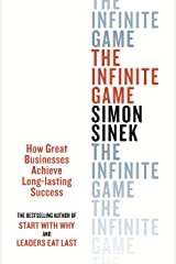 The Infinite Game Hardcover
