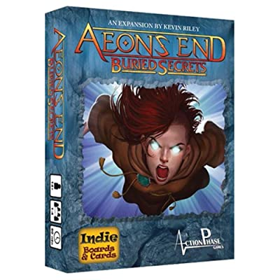 Aeon's End Buried Secrets Expansion: Toys & Games