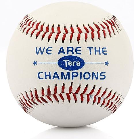 Pelotas de Beisbol de Calidad Alta Beisbol de Cuero Sintetico ...
