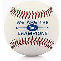 Pelotas de Beisbol de Calidad Alta Beisbol de Cuero Sintetico Nucleo Resistente al Impactoblanco Blanco con Costuras…