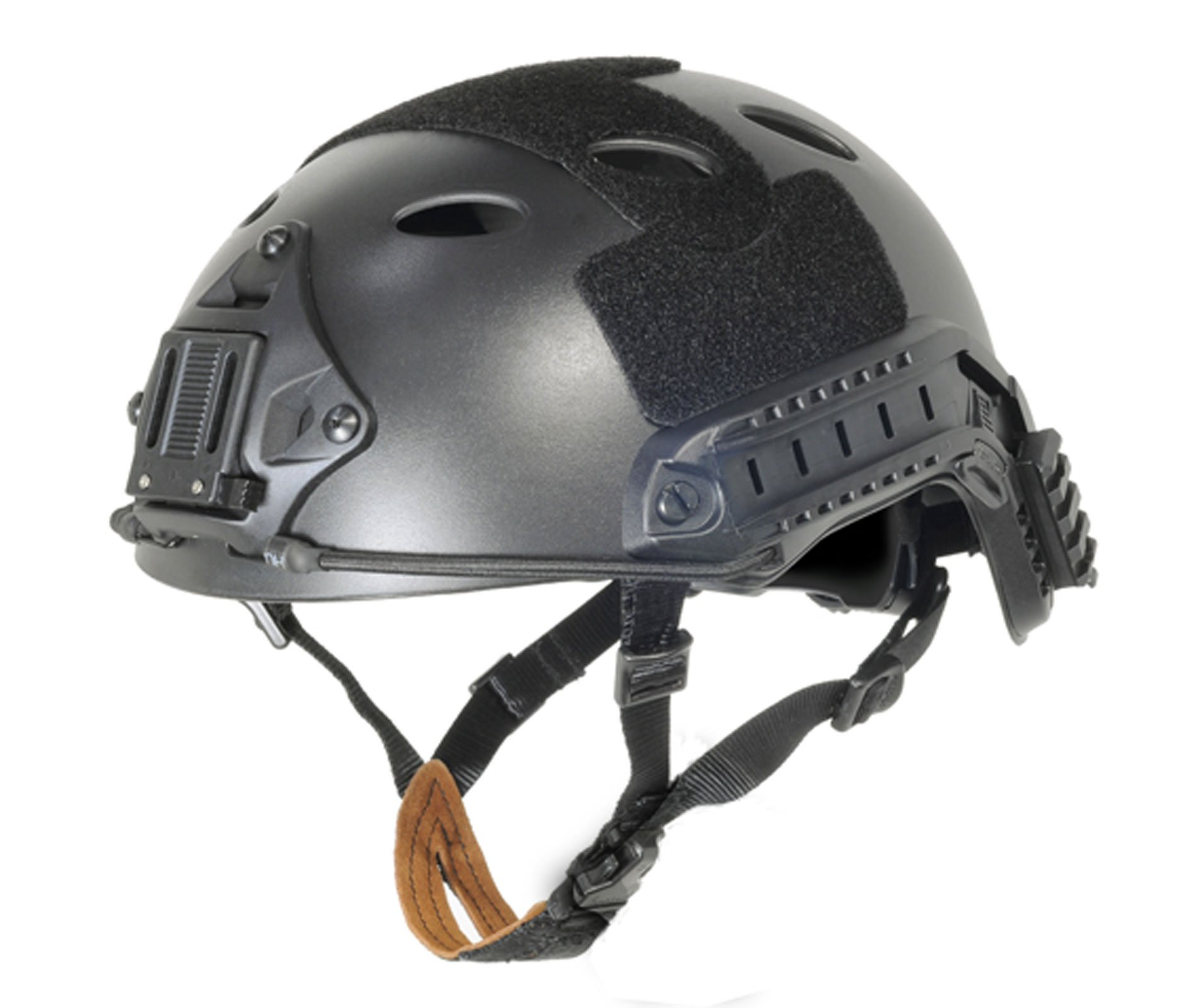 Brand New FMA Airsoft Paintball Protective FAST Helmet PJ TYPE Black F390 L/XL Cosplay