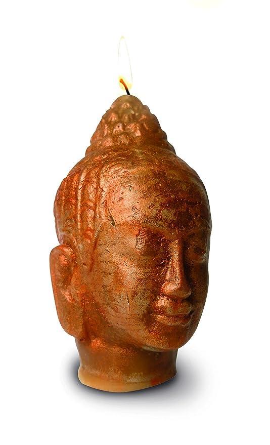 Molde de látex para velas, diseño de Buda DTM -