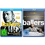 Ballers Staffel 1+2 / Blu-ray Set