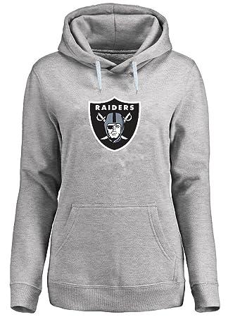 sports shoes 5fb02 9f69a Amazon.com : Oakland Raiders NFL Womens Majestic Critical ...