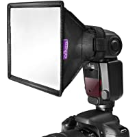 YONGNUO ENHANCE Universal Studio SoftBox Flash Light Diffuser for Pop-Up and External Speedlites Nikon Godox and More Speedlite Flashes Neewer Canon Compatible with Altura