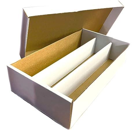 BCW - Caja de Almacenamiento para Cartas de 3 CT. 800 – Trading ...