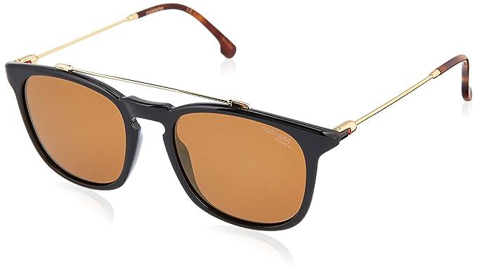 Carrera 154/S Gafas de Sol, Negro (Black), 51 Unisex Adulto