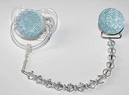 Crystal Dream chupete, diseño de cristal con purpurina ...