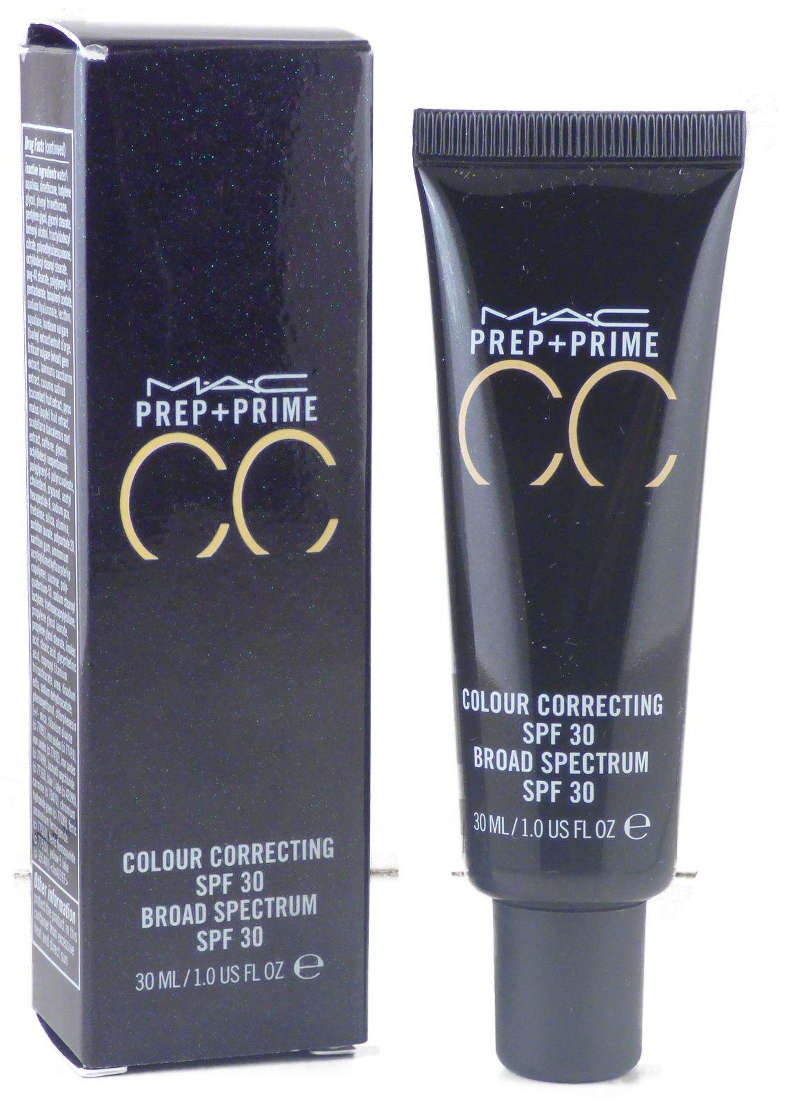 MAC Prep + Prime CC Colour Correcting ~ NEUTRALIZE