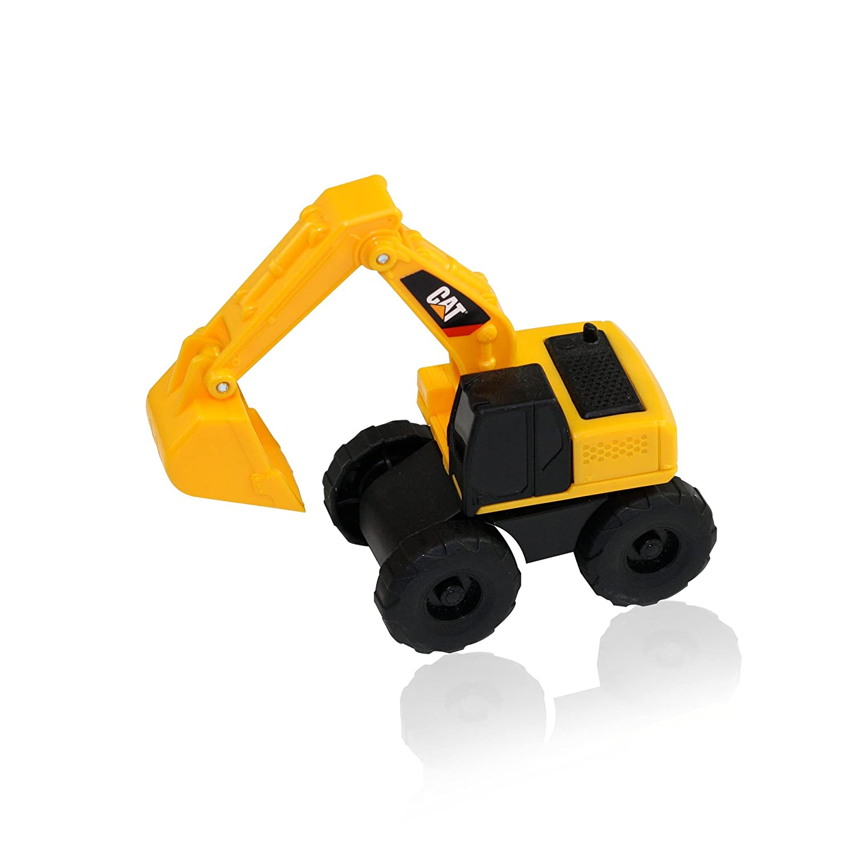 Buy CAT Mini Machine Caterpillar Construction Truck Toy Cars Set of ...