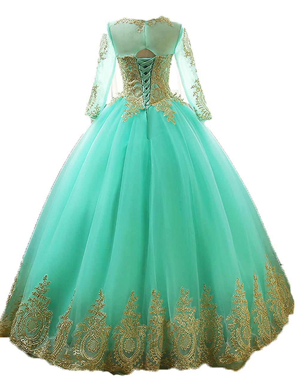 bcbe9b9e209 Quinceanera Dresses Teal And Gold - Data Dynamic AG