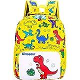 Mochila Infantil, BETOY Mochila para Niños de Dinosaurios Mochila Escolar Infantil Niño , Mochila Preescolar Lindo de…