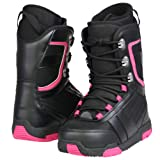 VAXPOT(バックスポット) スノーボードブーツ シューレースタイプ(靴紐タイプ) VA-3655 レディース