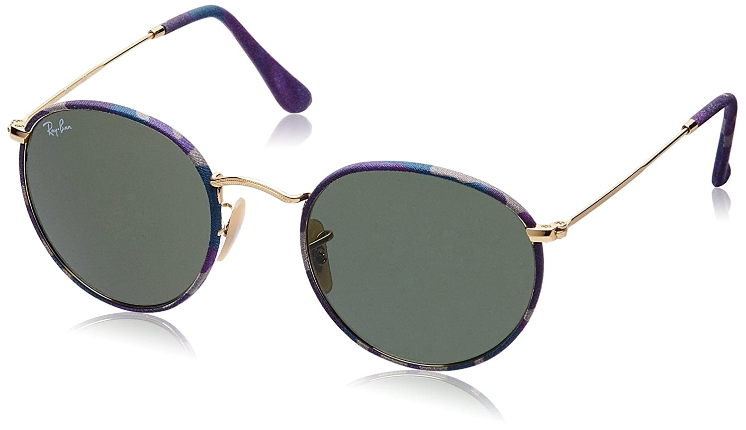 Ray Ban ROUND METAL RB JM Redondo metal hombre