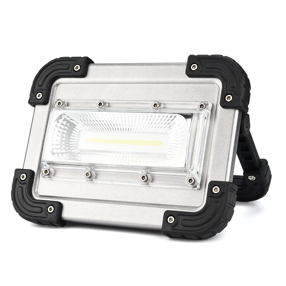 30W USB COB LED Portable Rechargeable Flood Light Spot Work Camping Outdoor Lamp by Dressffe by Dressffe (Image #2)