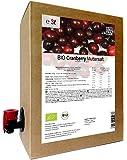 BIO Cranberry Muttersaft - 100% Direktsaft 3 Liter