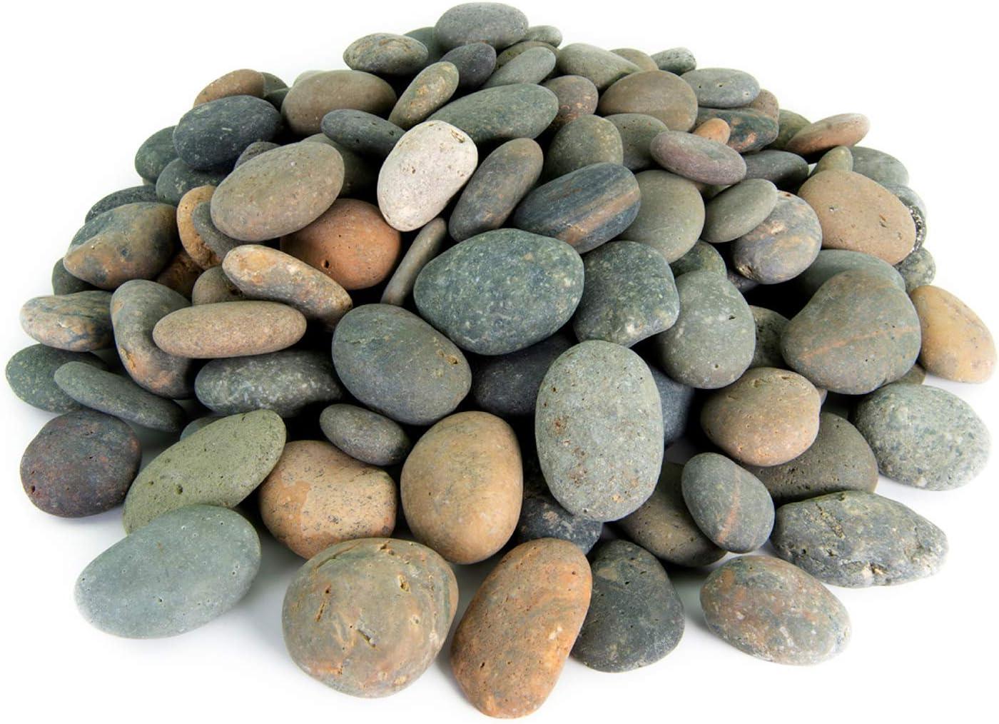 Bag River Stone Garden Pond Rocks Pebble FREE SHIPPING 2 Lb