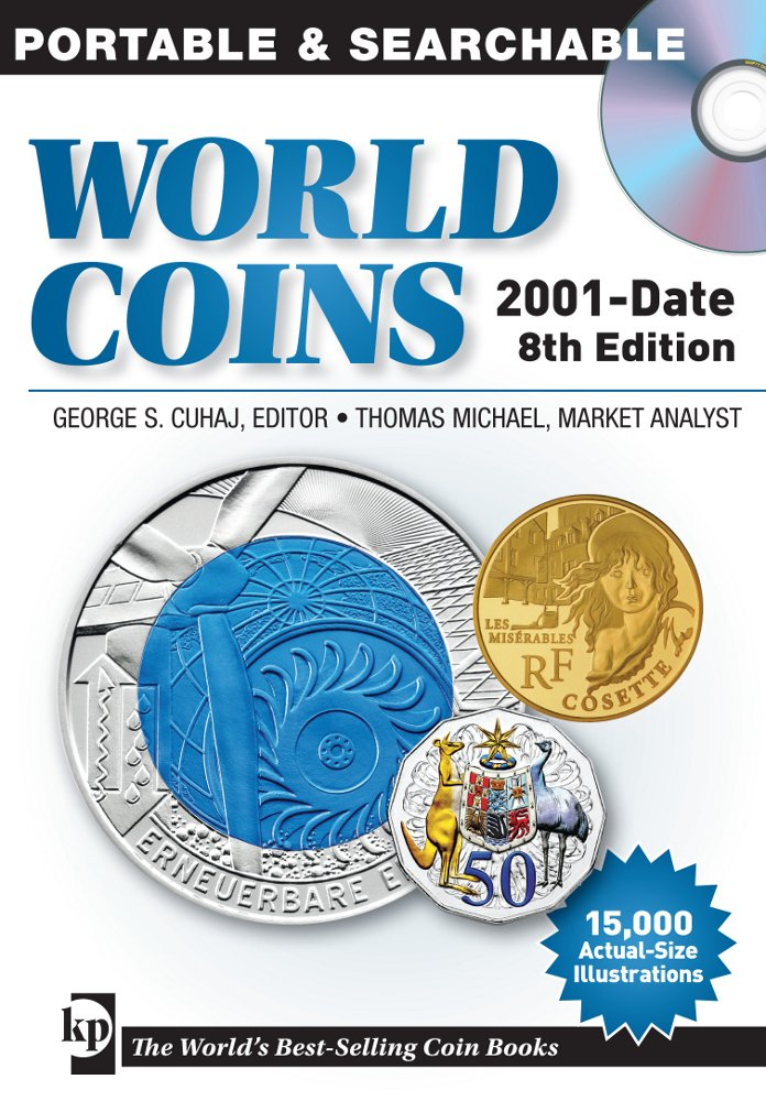 2014 Standard Catalog of World Coins 2001-Date CD