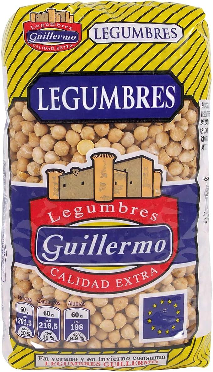 Guillermo Garbanzos Pedrosillano Legumbres Calidad Extra 1000 ...