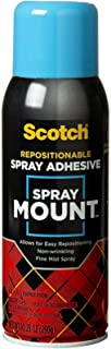 product image for 3M Spray Mount Artist's Adhesive, One 10.25 Ounce Can (MMM6065)