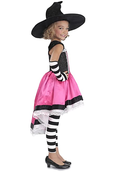 Amazon.com: Child's Luna the Witch Costume: Toys & Games