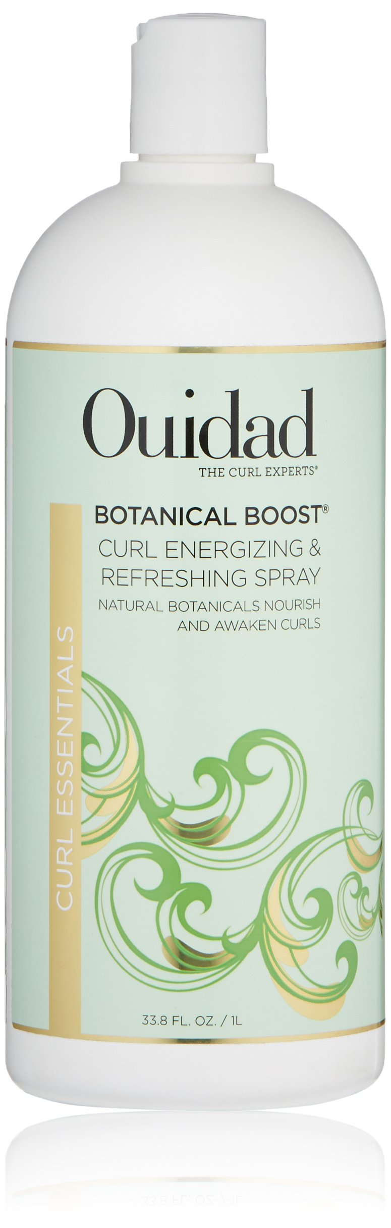 OUIDAD Botanical Boost Curl Energizing & Refreshing Spray, 33.8 Fl Oz