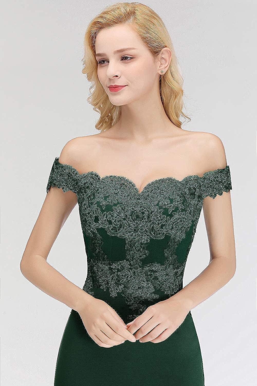 Babyonlinedress 2019 Damen Elegant Etui Lang Meerjungfrau Off Shoulder Abendkleider Ballkleid Kleider 32 46 Abendkleider Kleider Commandoskydivers Com Au