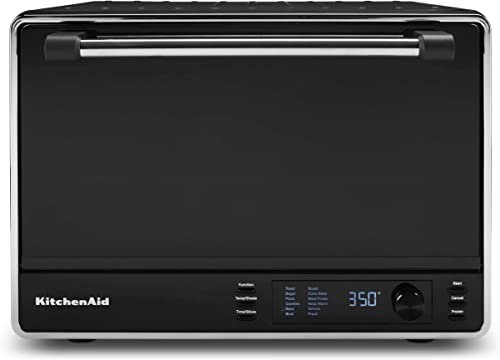KitchenAid-KCO255BM-Dual-Convection-Countertop-Toaster-Oven