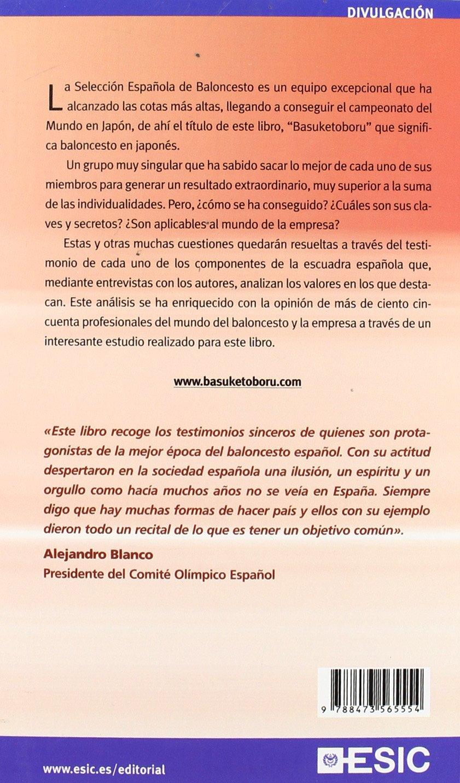 Basuketoboru : la SelecciA³n EspaA±ola de Baloncesto ...