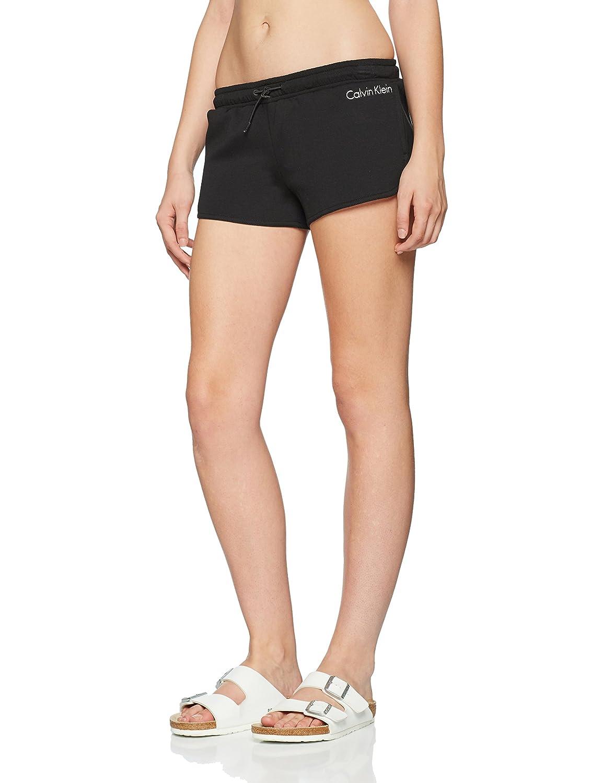 TALLA 40 (Talla del fabricante: 38 M). Calvin Klein Spacer Short Pantalones Cortos Deportivos para Mujer