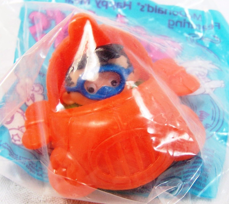 McDonalds Bobbys World Innertube Submarine Happy Meal toy