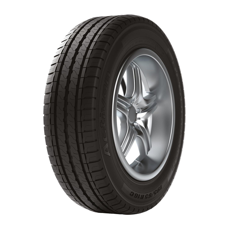 BFGOODRICH ACTIVAN - 225/65/16 112R - B/C/72dB - Neumá ticos Verano (Vehí culo comercial ) Michelin