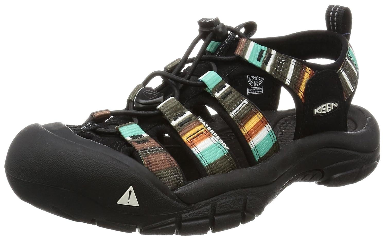 KEEN Newport H2 Raya Black Ladies Sport Sandals