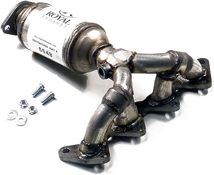 Tiburon 2.0L Manifold Catalytic Converter 2003-2006 OBDII DirectFit