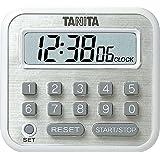 タニタ 長時間タイマー100時間 ホワイト TD-375-WH 研究や実験に最適