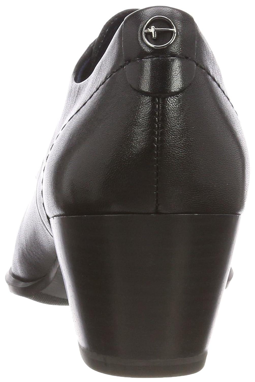 Tamaris Damen 23305-21 23305-21 23305-21 Stiefeletten Schwarz (schwarz Leder 3) 11eb81