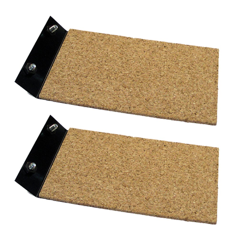 Porter Cable 351/352 Sander Replacement (2 Pack) Cork & Shoe Plate # 903400-2pk