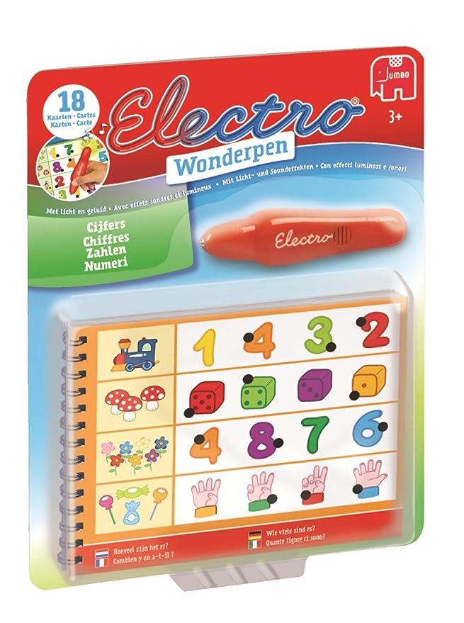 Electro Wonderpen Lidl Numbers N-F-D-I Preescolar Niño/niña - Juegos educativos, Preescolar, Niño/niña, 3 año(s), 15 min, 18 páginas: Amazon.es: Juguetes y ...