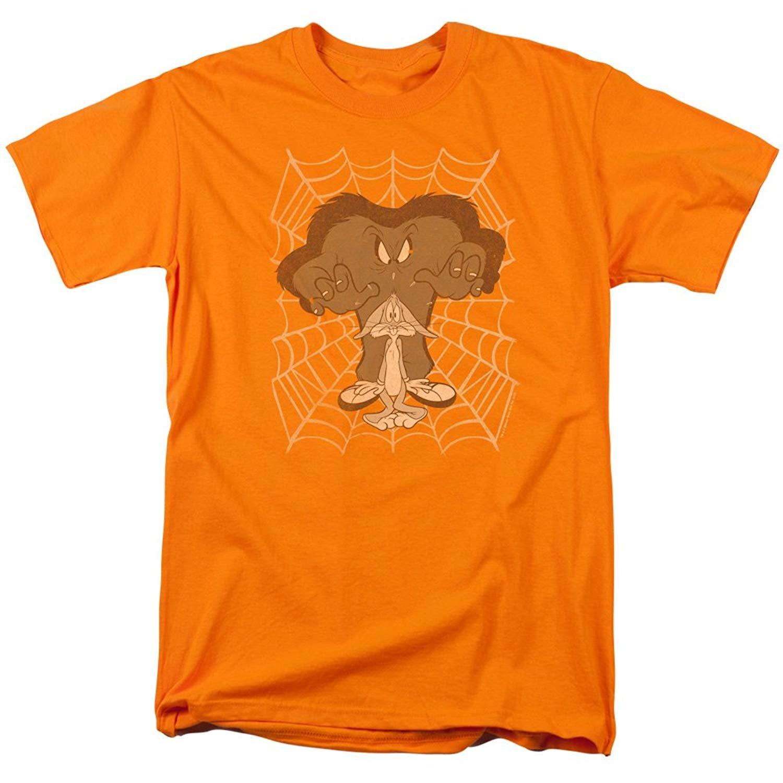 Bugs Bunny Shirt Gossamer Being Watched T Shirt 4236