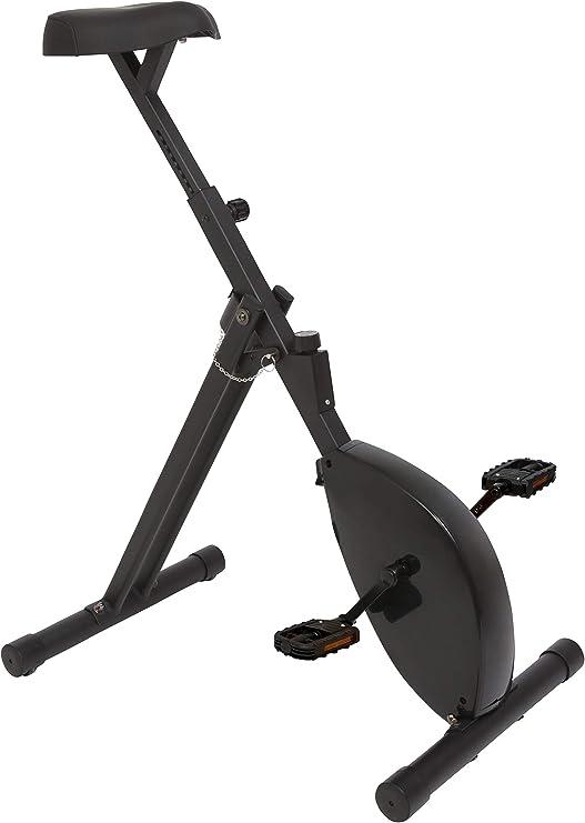Deskbike Bicicleta de Escritorio XL en Color Negro, Bicicleta de ...