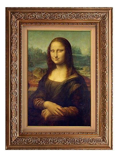 d1b97173b42 Amazon.com  Creative 3D Visual Effect Wall Mural - Mona Lisa by ...